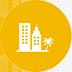 ícone de hoteis