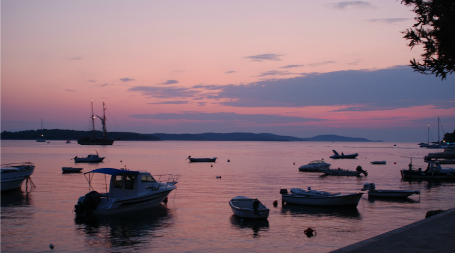 Hvar_sunset